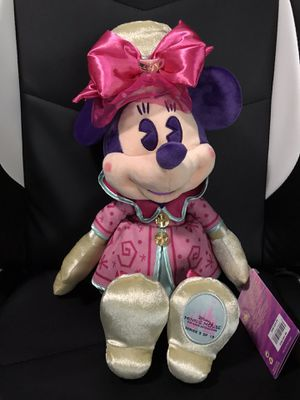 Disney Minnie Mouse main attraction March mad tea party 2020 for Sale in Hutto, TX