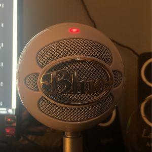All White Studio Recording Microphone for Sale in Las Vegas, NV