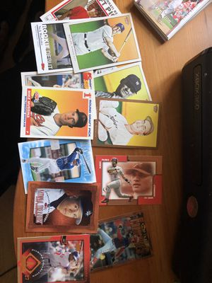 80's - 90's baseball cards. Baseball pins as well. for Sale in San Mateo, CA