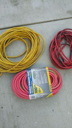 Extension Cord for Sale in Richmond, CA