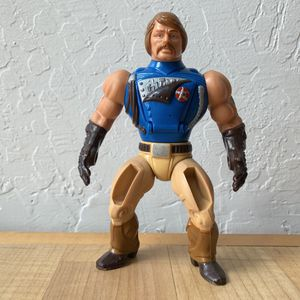 Vintage Heman Masters of the Universe Rio Blast Action Figure Collectable Toy for Sale in Elizabethtown, PA