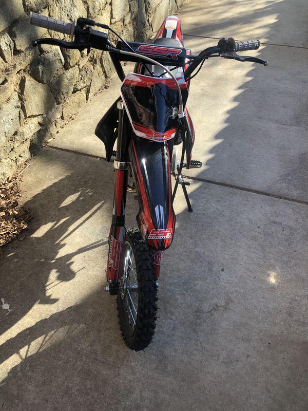 SSR 125 Pit Bike