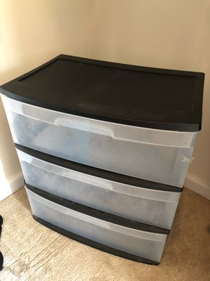 Storage drawer for Sale in Alexandria, VA