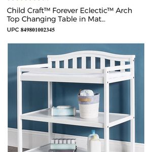 Unopened Baby Changing Table, Brand New for Sale in Needham, MA