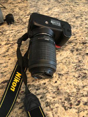 Nikon camera for Sale in Mission Viejo, CA
