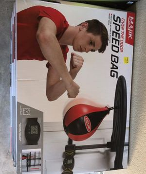 Speed bag new never open for Sale in Lewisville, TX