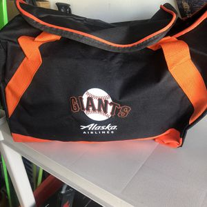 Giants Duffle Bag for Sale in San Francisco, CA