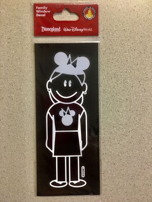Disney Car Decal for Sale in FL, US