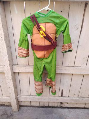Ninja turtle costume for Sale in Fresno, CA