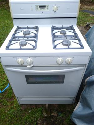 Gas stove oven in Columbia$200.00 fcfs I will not hold for Sale in Columbia, TN