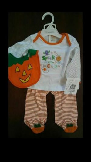 New Halloween baby outfit for Sale in Santa Fe Springs, CA