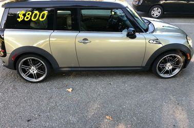 ⛔️❇️URGENTLY 💲8OO For Sale 2OO9 Mini Cooper 💝 Clean title! Runs and drives very smooth! In very good condition.🟢❇️ for Sale in Detroit,  MI