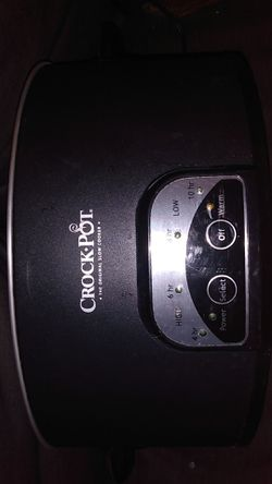 Crock-Pot brand slow cooker for Sale in Portland,  OR