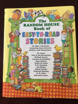 Random House book of easy to read stories for Sale in Alexandria, VA