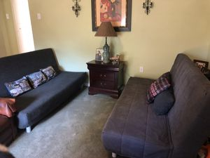 Two futons and one recliner for Sale in Lexington, KY