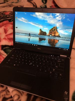 Dell laptop intel i7 processor 8gb ram 500gb for Sale in Tustin, CA