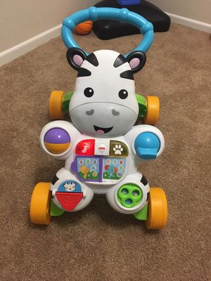 Fisher price learn with me zebra for Sale in Nashville, TN