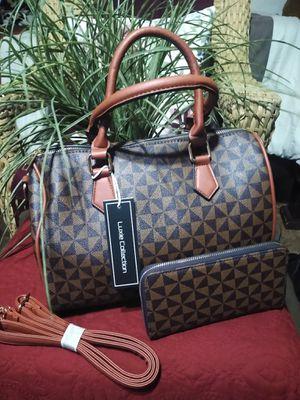 Bolsa con cartera.......purse with wallet for Sale in Los Angeles, CA