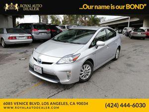 2015 Toyota Prius Plug-In for Sale in LA, CA