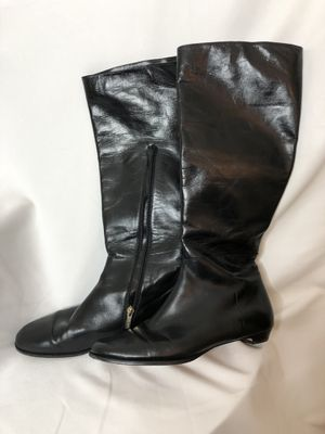 Jimmy Choo leather boots size 9 for Sale in Herndon, VA