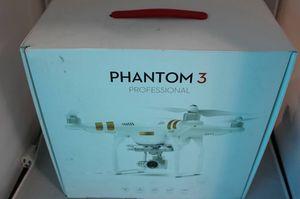 Phantom 3 professional + Extras for Sale in Alexandria, VA