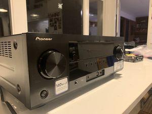 Pioneer VSX-822-K 5.1-Channel Network Ready A/V Receiver for Sale in Palo Alto, CA