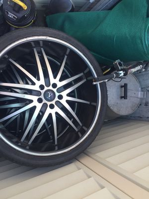 22s rims for Sale in San Diego, CA
