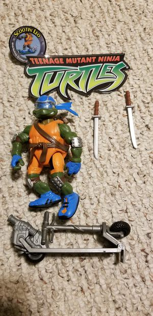 Teenage Mutant Ninja Turtles Action Figure TMNT for Sale in Houston, TX