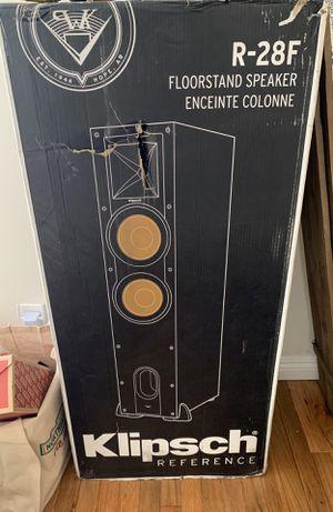 Klipsch floor speaker for Sale in Orange, CA