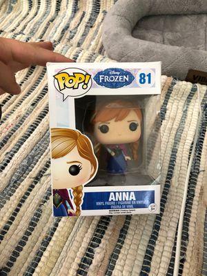 Disney princess Anna Funko pop#81 for Sale in Albia, IA