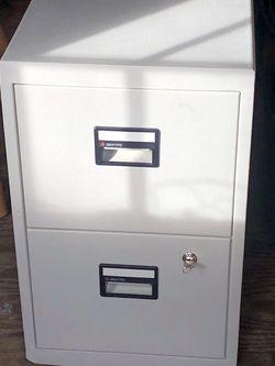 Sentry File Cabinet Safe Like New for Sale in Framingham,  MA