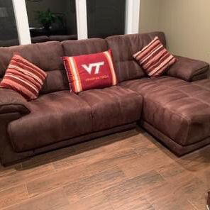 Brown Sectional for Sale in Marlboro Township, NJ