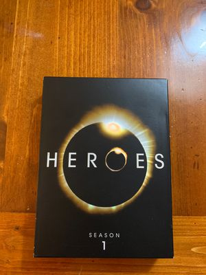 Heroes - season 1 - 7 disc set for Sale in North Miami, FL