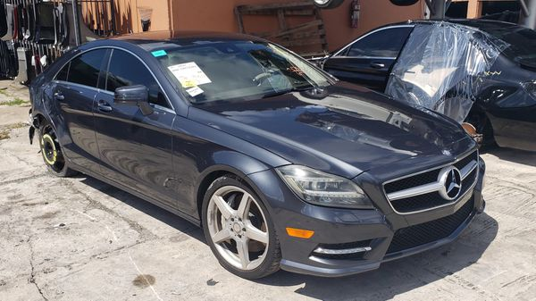 2012 2013 2014 Mercedes Benz CLS550 Parting Out