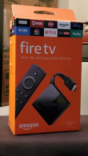 Amazon Fire TV for Sale in Ypsilanti, MI