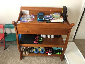 Changing table for Sale in Newport News, VA