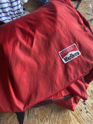 Marlboro sleeping bag for Sale in Littleton, CO