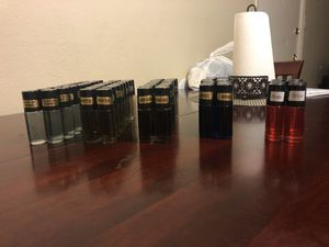 Men Body Oil Fragrance in 5 different smells!!! for Sale in Midland, TX