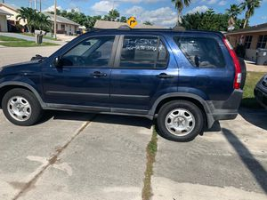 Honda crv for Sale in West Palm Beach, FL