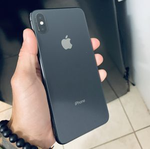Iphone XS Max/64gb/Unlock AnY SiM $500 for Sale in Hialeah, FL