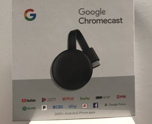 Google chromecast Gen~3 for Sale in Escondido, CA