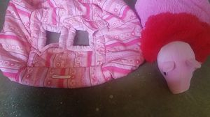 Shopping cart cover and Peppa pig pillow pet for Sale in Valencia, CA