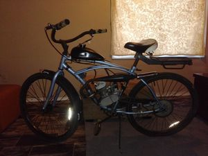 Huffy gas powered bike for Sale in Spokane, WA