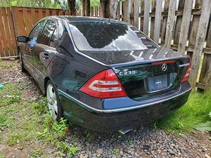 2005 Mercedes c230 Kompressor part out for Sale in Wood Village, OR