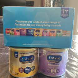 FREE / Enfamil / Infant Formula  for Sale in Fall River, MA