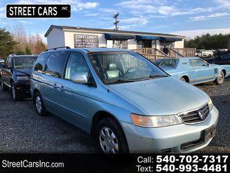 2003 Honda Odyssey for Sale in Fredericksburg,  VA