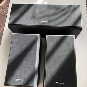Pioneer Speakers For Surround Sound for Sale in Glendale, CA