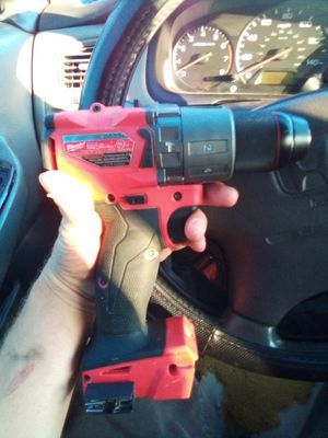 Milwaukee m18 Hammer Drill/Driver for Sale in Houston, TX