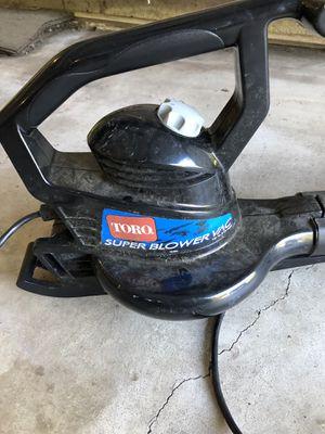 Toro leaf blower for Sale in Orange, CT