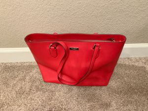 Red Kate Spade laptop bag for Sale in Castle Rock, CO